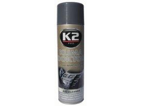 Čistič klimatizace - K2 KLIMA DOKTOR 500 ml