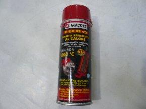 MACOTA TUBO červená 400ml   IT