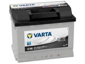 Varta 12V 56Ah EN black dynamic CZ+
