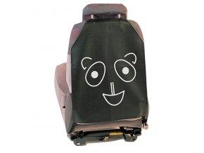 Potah zadní strany sedadla opěradla PANDA