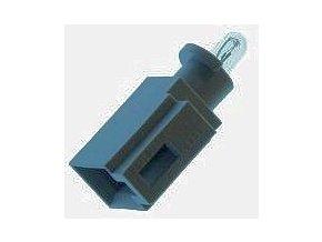 Nosič žárovky se žárovkou popelník OCTAVIA / FABIA  OE (357919243D 85H, 357919243D )