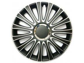 Poklice LEMANS 15'' black / silver
