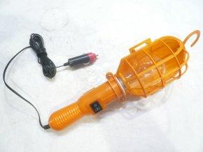 Lampa montážní plastová klec 12V/50W