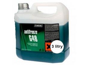 CARLINE antifreeze G48 3L