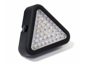Svítilna 39LED s magnetem TRIANGLE (3 x AAA)