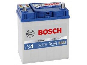 BOSCH 12V 40Ah 330A S4  DE+