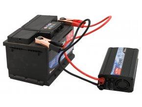 Měnič napětí 12V/230V/300W/600W