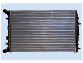 Chladič FABIA 1,0/1,2/1,4 430x414x23mm  N.V (6Q0121253AE, 6Q0121253AG)