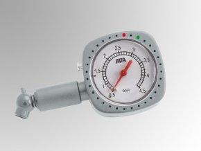 Měřič tlaku v pneumatikách, balení blistr, 1ks  APA  D