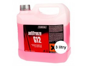 CARLINE antifreeze G12+ 3L