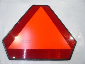 Výstražná tabule na pomalá vozidla AL