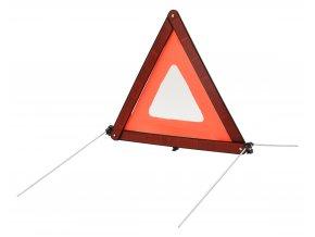 Výstražný trojuhelník E11