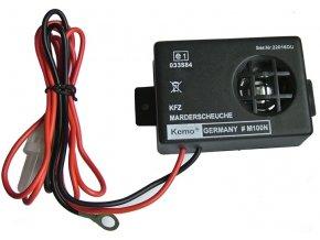 Elektronický plašič kun a hlovavců 12V KEMO M100N  DE