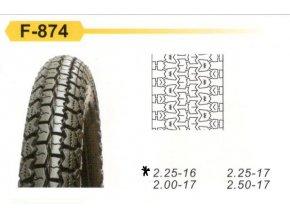 F 874 2,25 164PR