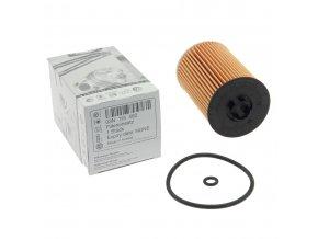 Filtr olejový OCTAVIA III 1,6TDi  66+77KW CLHA,CLHB   OE (03N115562 )