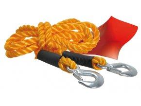 Tažné lano s karabinou 5.000KG  4m