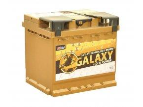 Galaxy 12V 52Ah 480A EN GOLD Ca-Ca