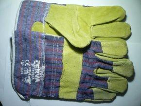Rukavice pracovní textil
