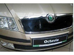 Zimní kryt masky chladiče OCTAVIA II 2004-2008  HEKO  PL