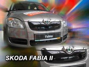 Zimní kryt masky chladiče FABIA II / ROOMSTER -07/2010 HEKO  PL
