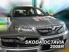 Zimní kryt masky chladiče OCTAVIA M2009-  HEKO  PL