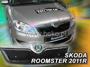 Zimní kryt masky chladiče FABIA II / ROOMSTER 07/2010-  HEKO  PL