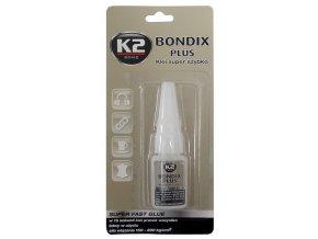 K2 BONDIX PLUS 10 g - sekundové lepidlo