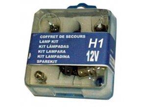 Žárovky servisní box Universální H1