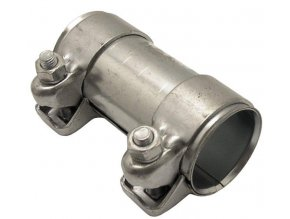 Spona výfuku dvojitá FELICIA 1,3/1,6  42mm  OE (191253141E, 191253141A)