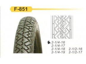 F 851 2,25 16new