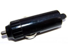 Zástrčka zapalovače černá