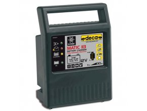 Nabíječka DECA MATIC 113 automat 12V/2A  IT