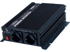 Měnič napětí 12V/220V  800W  USB