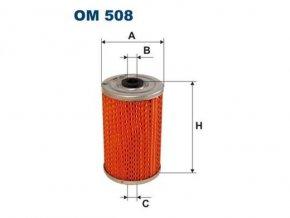 Filtr olej Š100/105/120  FILTRON (110040231, 110040230)