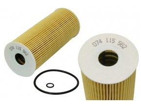 Filtr olejový OCTAVIA 1,9SDi / TDi 50+66+74+81+96KW  PUROLATOR (074115562)