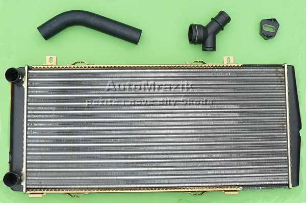 Chlazení - Klimatizace - Topení - Chlazení motoru Škoda Fabia 2