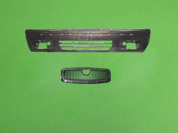 Karoserie - Světla - Plastové díly Škoda Octavia