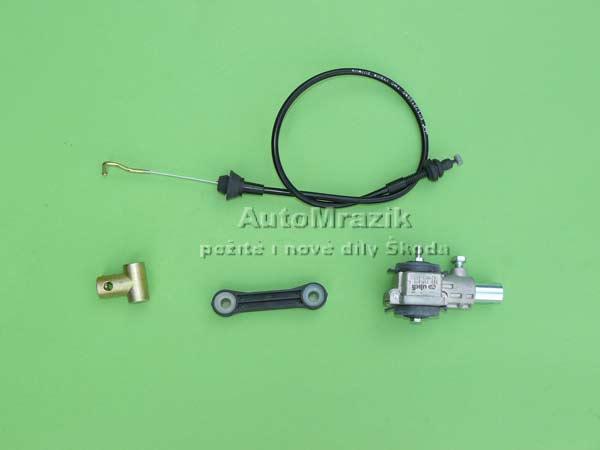 Motor a Převodovka - Řazení - pedál - bowdeny Škoda Fabia