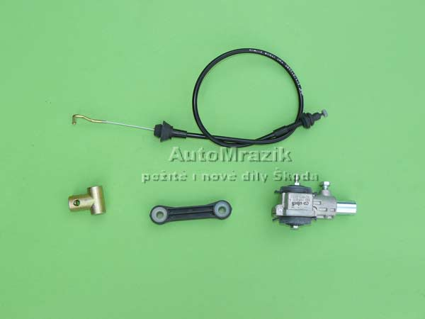 Motor a Převodovka - Řazení - pedál - bowdeny Škoda 105,120,130