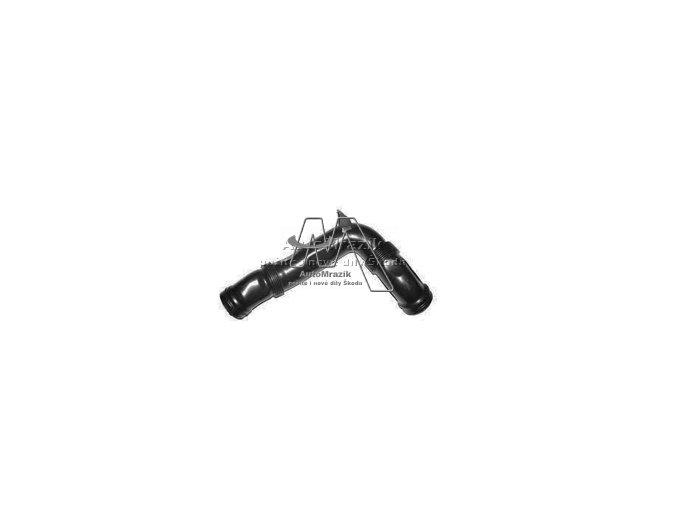 Hadice, hrdlo nasávací Octavia II 1,6 2,0