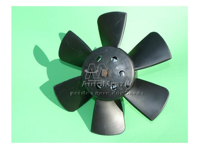 Ventilátor, větrák chladiče Felicia 1,6