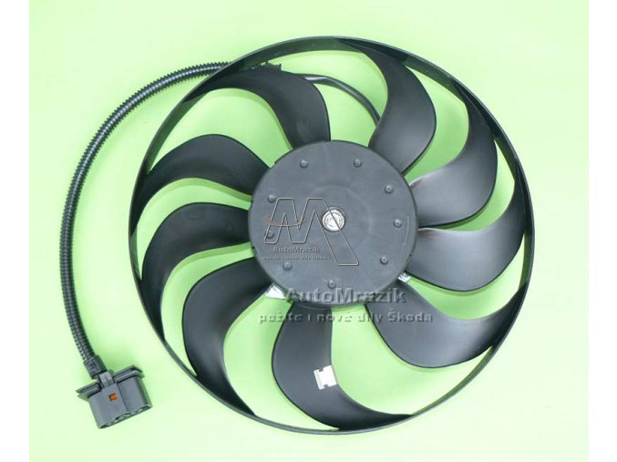 automrazik 6Q0959455J Ventilátor, větrák chladiče Fabia malý 290mm