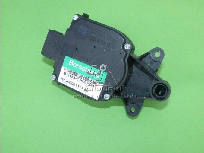 automrazik 1J0907511 Motorek ovládání topení Octavia, Superb
