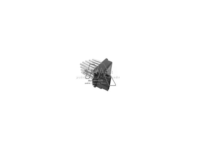 Regulátor ventilátoru klimatizace Octavia, Superb