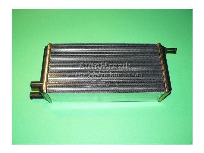 Radiátor vložka topení Škoda 105, 120, 130