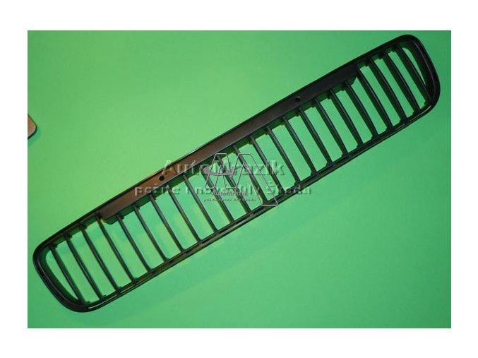 Mřížka, krytka předního nárazníku středová Fabia II, Roomster