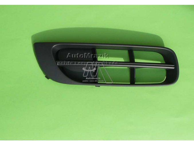 automrazik 5J0807368 Mřížka, krytka předního nárazníku pravá Fabia II, Roomster