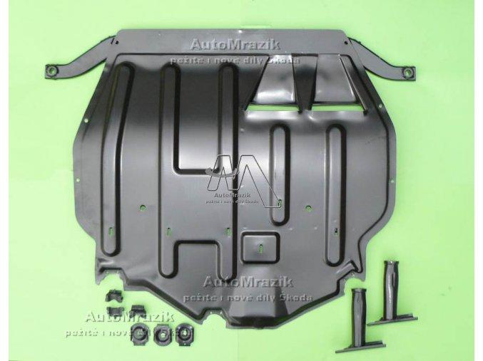 Kryt pod motor střední Octavia I plech
