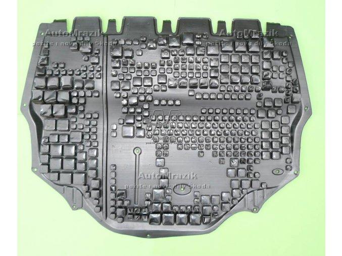 Kryt pod motor střední Fabia I, II, Roomster, Rapid TDi