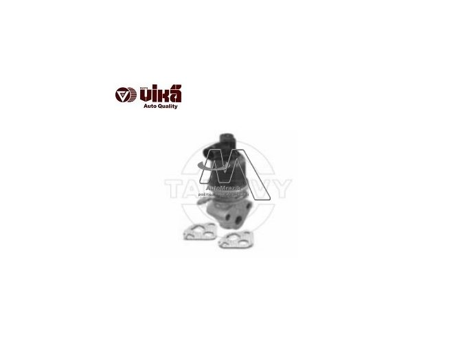 EGR ventil zpětného vedení spalin Fabia, OctaviaI, II 1,4 16V 2002-